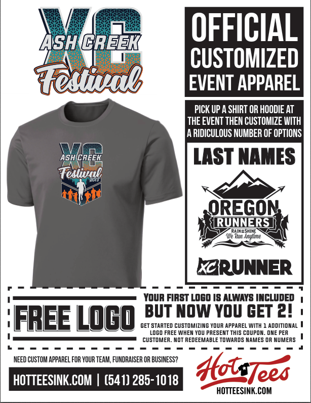 T-Shirt Flier - Click Here to Print